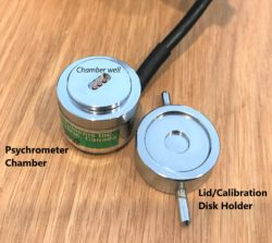 Psychrometer Chamber Parts